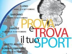 PROVA e TROVA il tuo SPORT – Bellavista promuove la pratica sportiva del Tennis